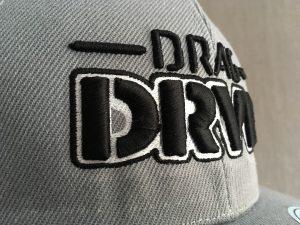 3d stick auf snapback cap
